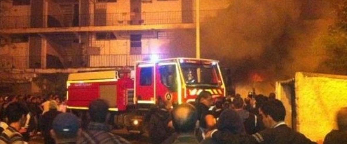 وفاة مسن إثر حريق منزل في قرية دير دبوان بمحافظة رام الله