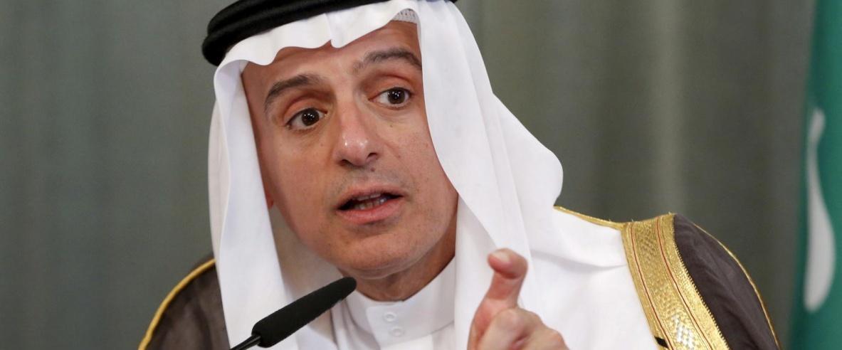 الجبير: وقف تمويل قطر لحماس سمح للحكومة بالسيطرة على غزة