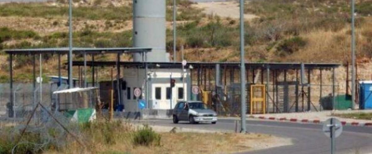القدس: الاحتلال يغلق حاجز بيت إكسا ويعزل القرية عن محيطها