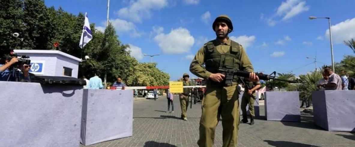 الاحتلال يعلن اغلاق الضفة وغزة