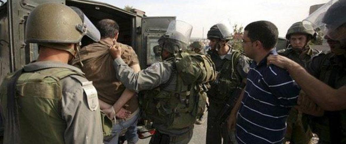 اعتقلات ومداهمات في الضفة