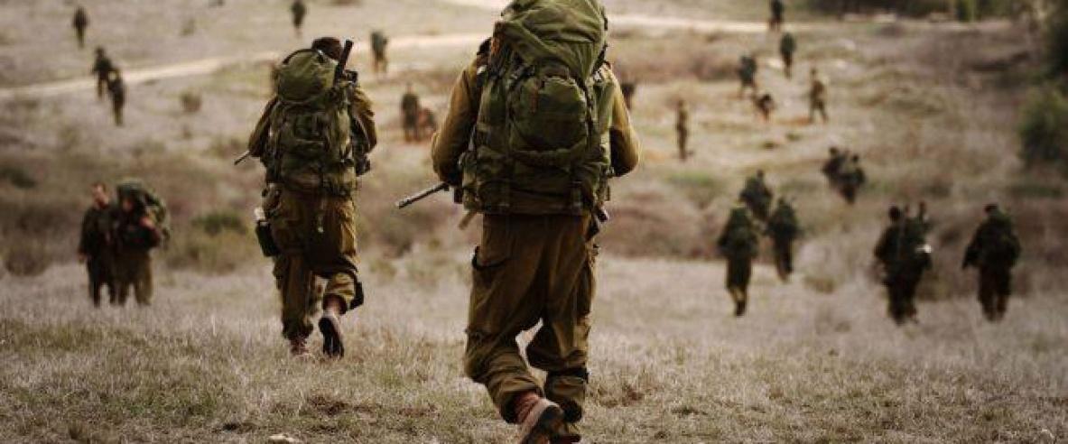جيش الاحتلال يجري مناورات عسكرية تحاكي احتلال غزة
