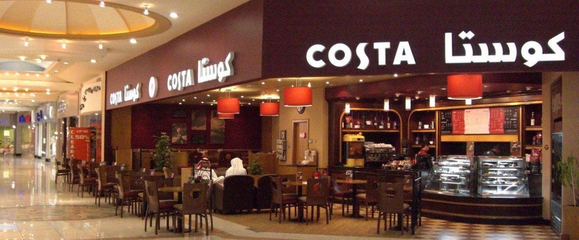 كوكاكولا تشتري مقاهي كوستا مقابل 5.1 مليار $
