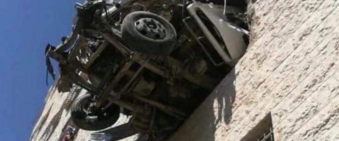 وفاة مواطن وإصابة آخر بحادث سير في نابلس