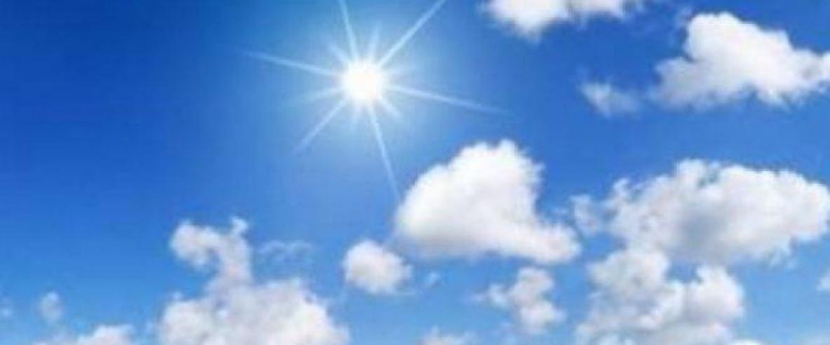 الطقس: أجواء غائمة جزئيا ويطرأ ارتفاع على درجات الحرارة
