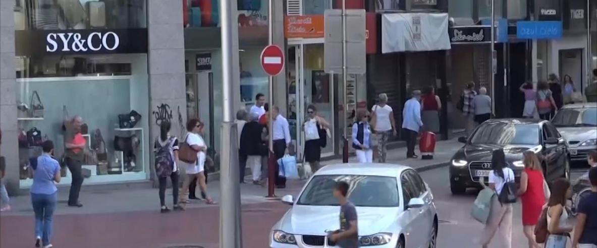 مدينة إسبانية تحارب السيارات