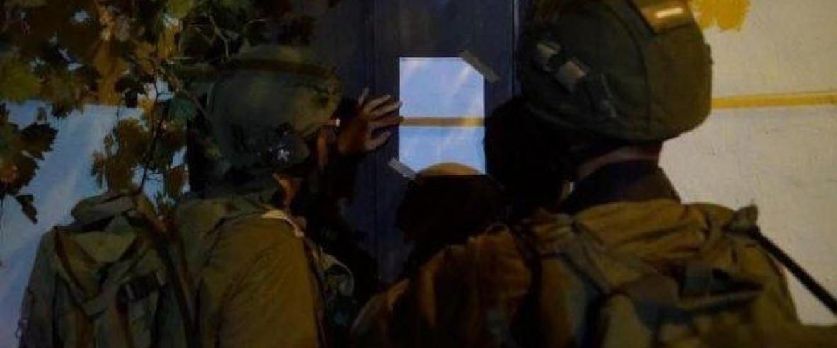 الاحتلال يكثف ملاحقته للشاب اشرف نعالوة