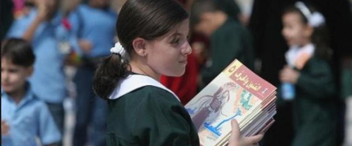 الاحتلال ينفذ حملة تزوير للمنهاج الفلسطيني