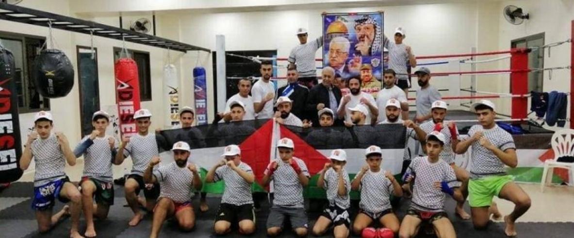 المنتخب الفلسطيني يحصد 6 ميداليات ذهبية وواحدة برونزية ضمن كأس العالم في الفنون القتالية في لبنان