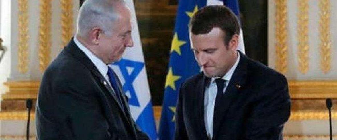 نتنياهو يغادر إلى فرنسا لتحميل ماكرون رسالة إلى لبنان