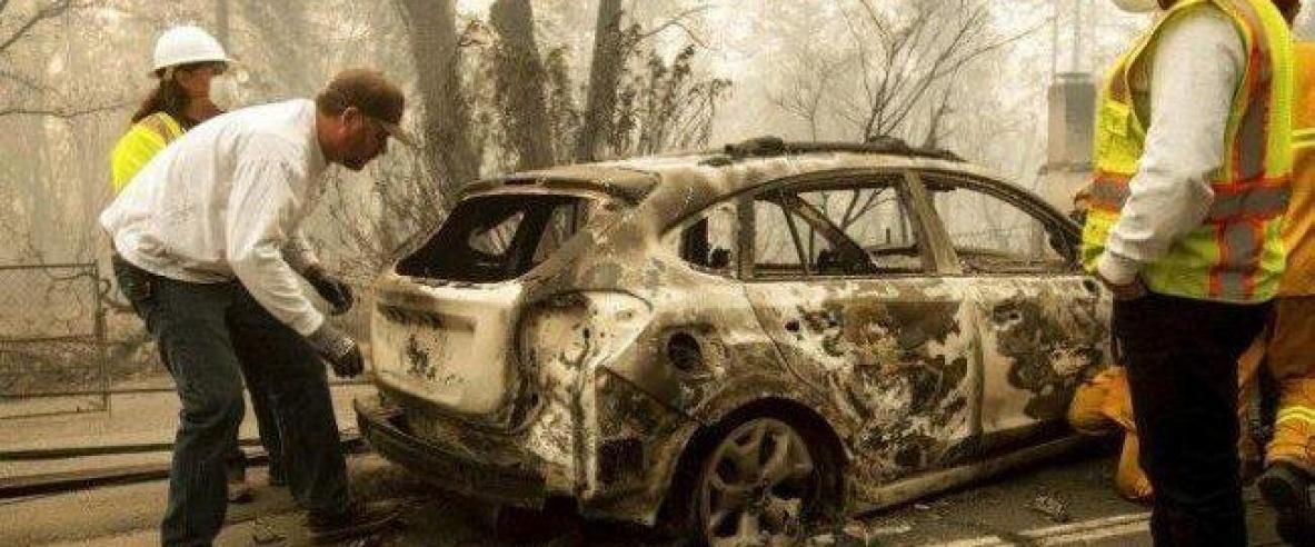 ارتفاع عدد ضحايا حريق كبير إلى 23 قتيلا في كالفيورنيا