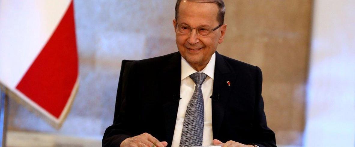عون: لبنان ملتزم بالدفاع عن القدس والأرض الفلسطينية