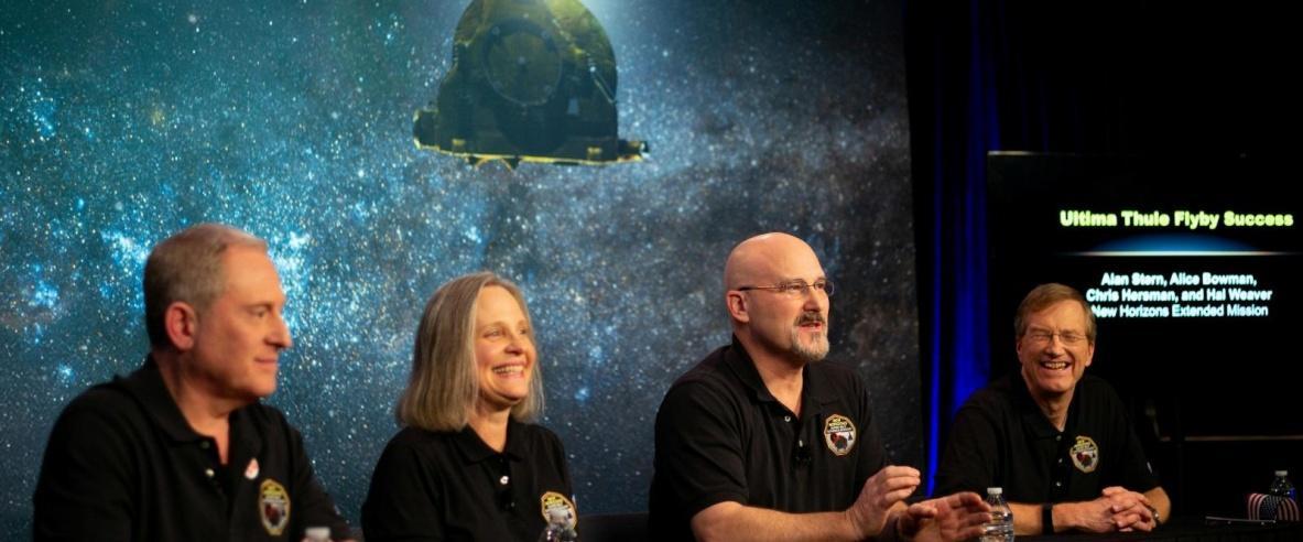 ناسا تنجح في أبعد مهمة اكتشاف بالتاريخ