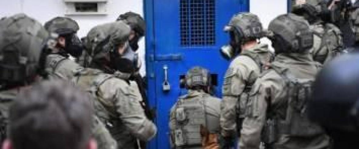 جنين: تسليم مذكرة احتجاجية للصليب الأحمر لوقف انتهاكات الاحتلال بحق الأسرى