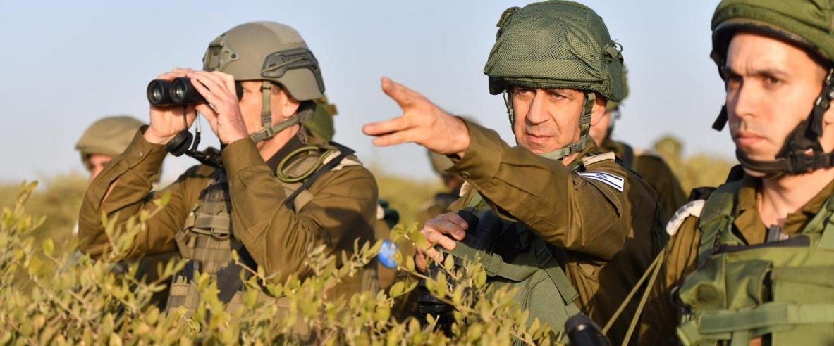 جيش الاحتلال يبدا مناورات عسكرية في الضفة الغربية