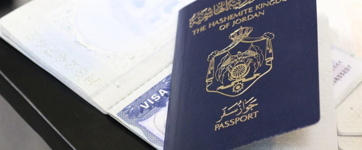 الاردن يقرر اصدار جوازات سفر المقدسيين عبر البريد