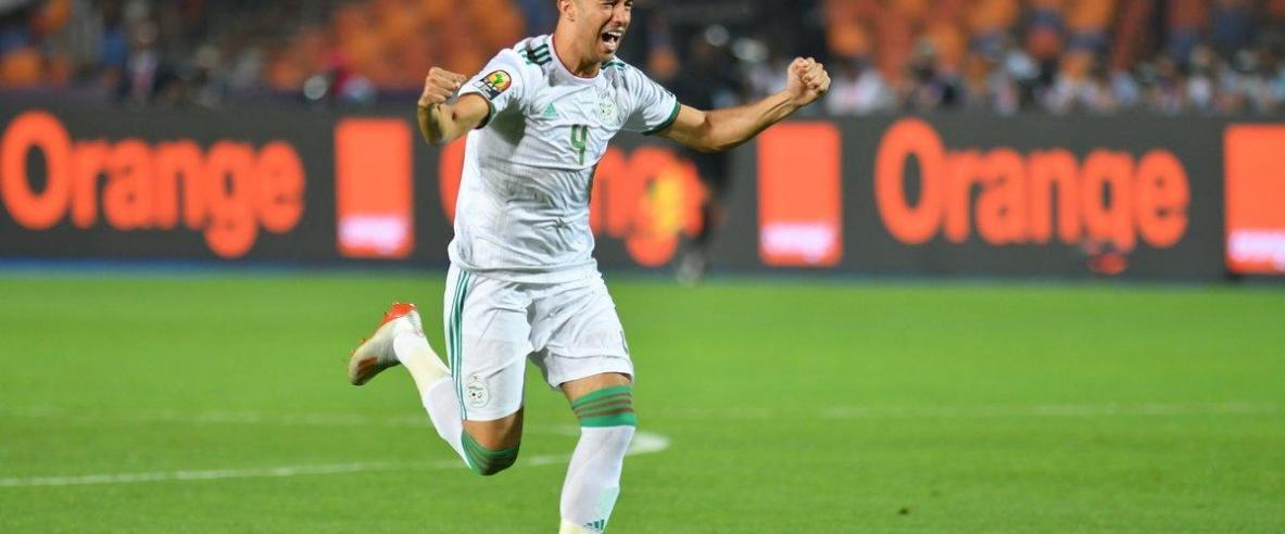 الجزائر تتوج بلقب أمم إفريقيا 2019 لكرة القدم