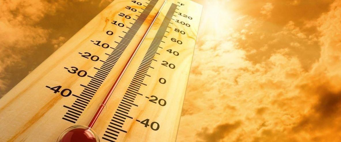 الطقس: أجواء حارة فوق معظم المناطق