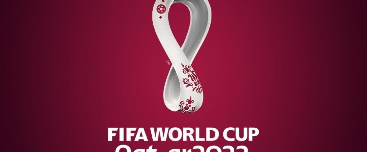 إزاحة الستار عن شعار مونديال 2022
