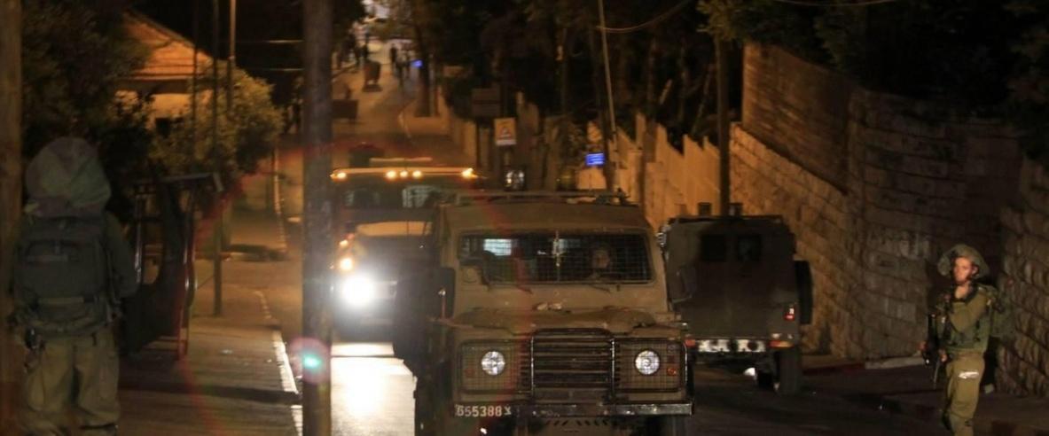 إصابات بتصدّي المواطنين لاقتحامات المستوطنين بالخليل وبيت لحم