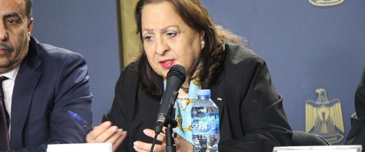 وزيرة الصحة: على العالم التدخل لإنقاذ أسرانا من الموت