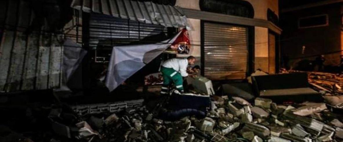وقف إطلاق النار بين الاحتلال والجهاد بوساطة مصرية