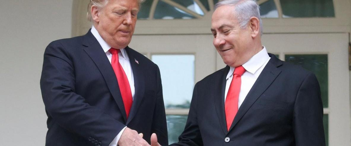 إقرار مسودة معاهدة الدفاع المُشترك بين إسرائيل وامريكا