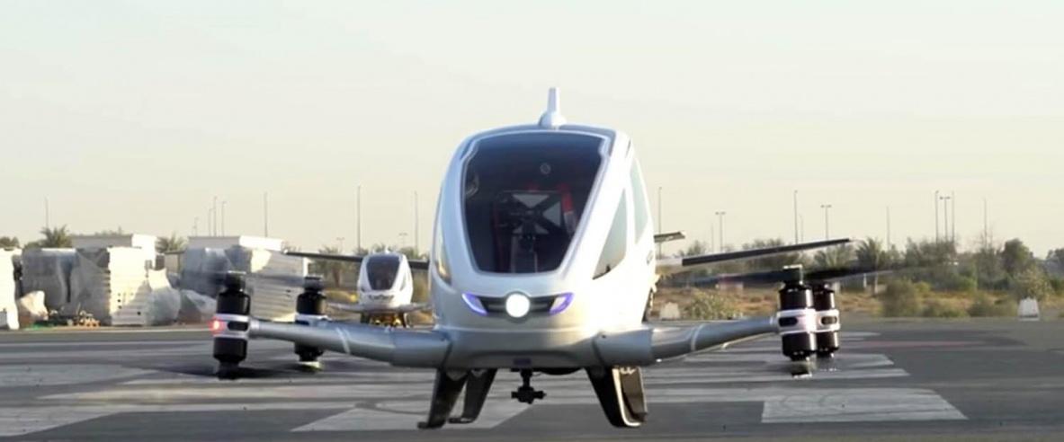 أوبر تتطلع لبدء تشغيل خدمة التاكسي الطائر بحلول عام 2023