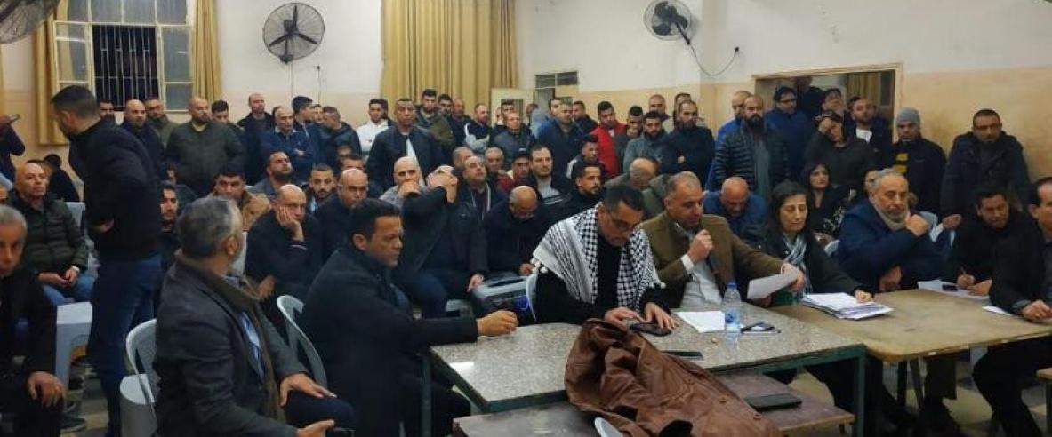 فتح تجري الانتخابات في مدينة بيت ساحور