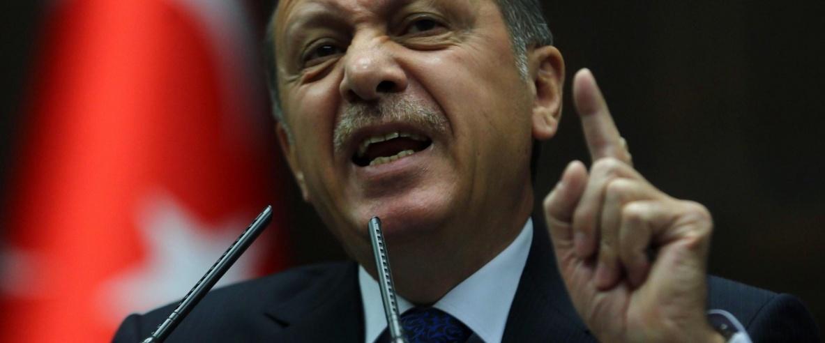 أردوغان: قتلنا 2000 من النظام السوري ودمرنا 300 مركبة