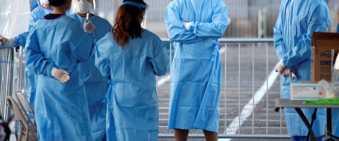 قفزة قياسية للإصابات الجديدة بكورونا في العالم