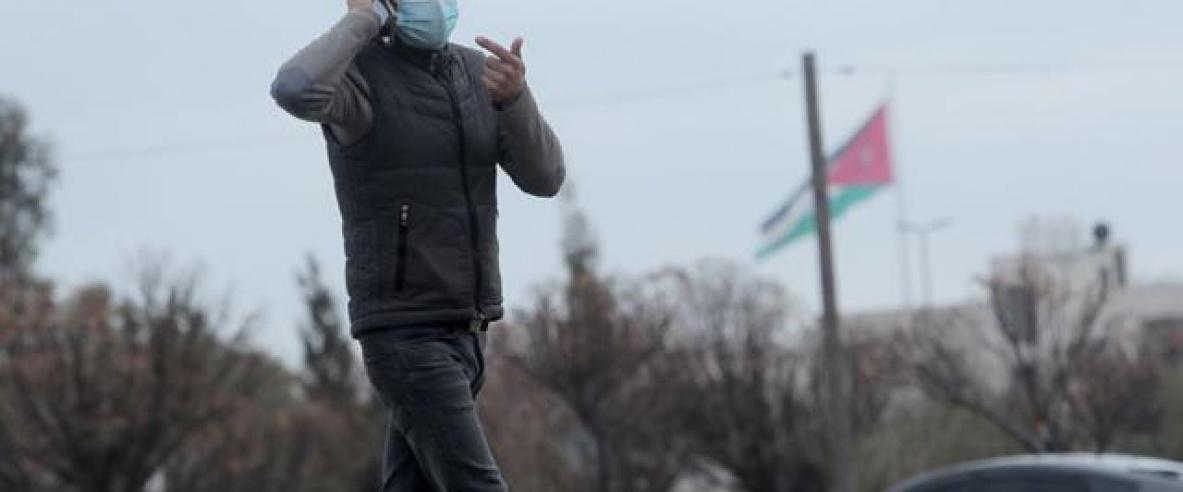 تسجيل سبع إصابات جديدة بفيروس كورونا في الأردن