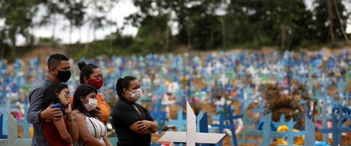 البرازيل تسجل ارتفاعا حادا في أعداد المصابين بكورونا خلال الـ24 ساعة الماضية