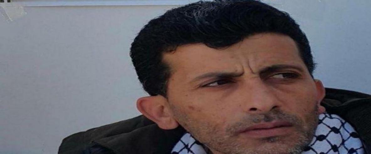 الأسير سامي جنازرة يواصل اضرابه لليوم الـ21 رفضاً لاعتقاله الإداري
