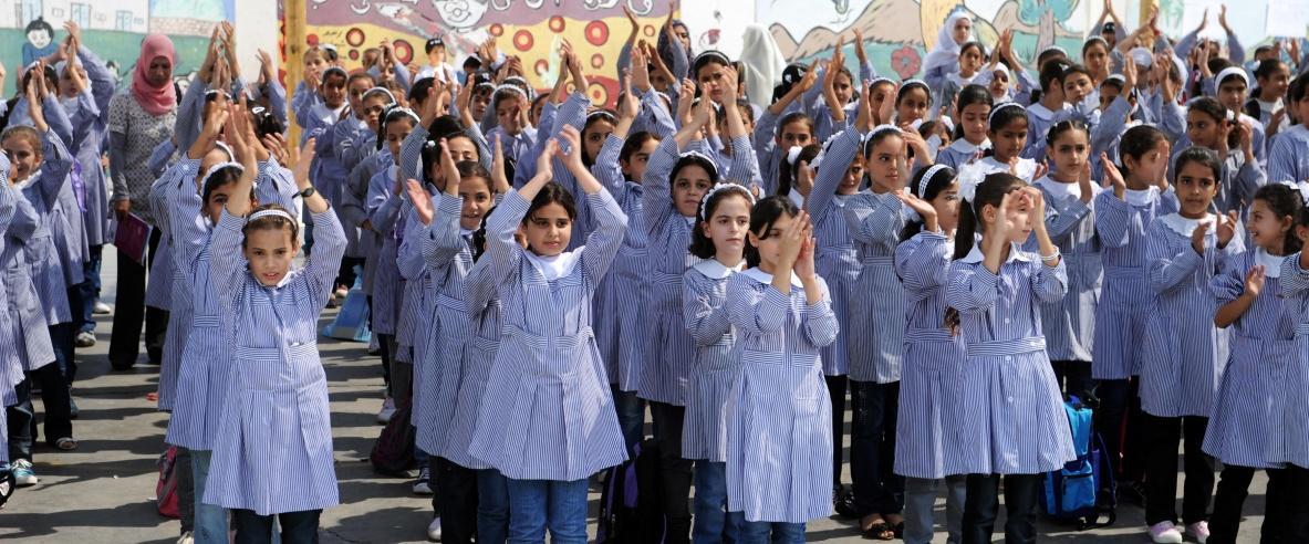 بدء العام الدراسي الجديد في قطاع غزة بعد انقطاع نحو 5 أشهر