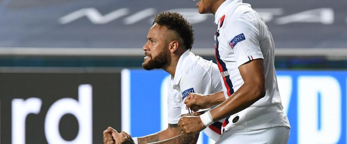 باريس سان جيرمان يقلب الطاولة على أتلانتا ويتأهل لنصف نهائي دوري أبطال أوروبا