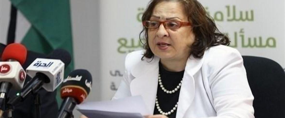 وزيرة الصحة تتحدث عن الوفد الوزاري الذي سيتوجه لغزة والتحضير للعام الدراسي