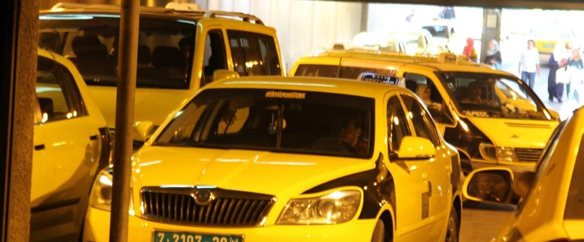 المواصلات: لا تغير على تسعيرة النقل خلال أزمة كورونا بالضفة