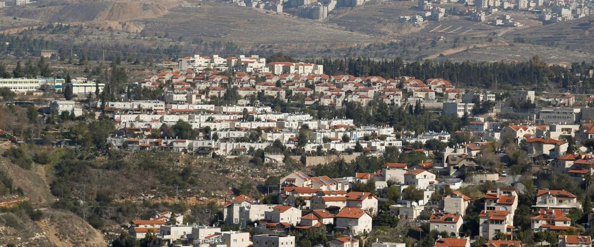 مخطط إسرائيلي قريب للمصادقة على عمليات بناء واسعة في المستوطنات