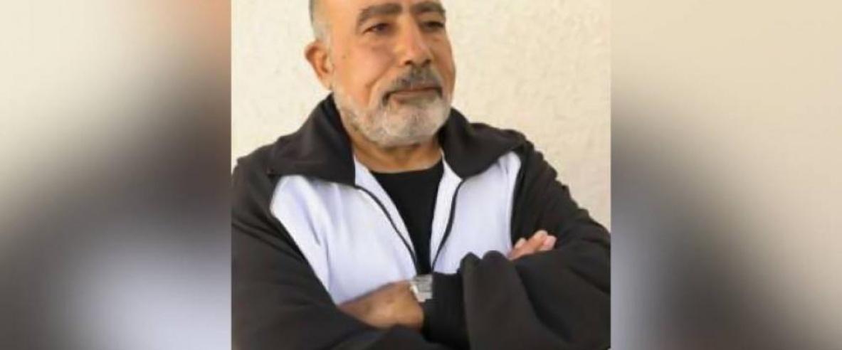 هيئة الأسرى: الأسير المسن فؤاد الشوبكي قيد الحجر الوقائي