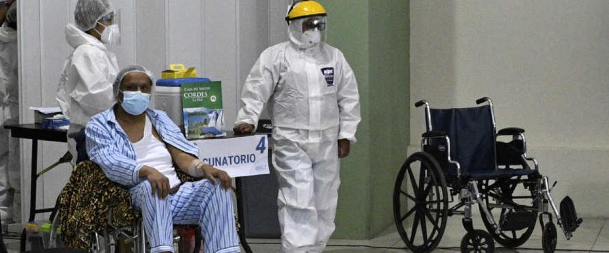 الصحة العالمية: من السابق لأوانه توقع انتهاء كورونا في 2021