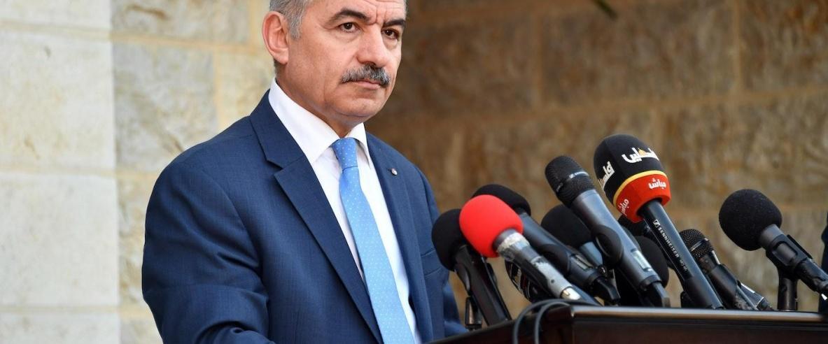 رئيس الوزراء يطالب الإدارة الاميركية بالعمل الجدي للجم الاستيطان