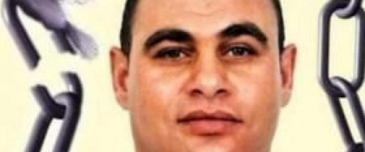 40 يومًا على إضراب الأسير عماد البطران