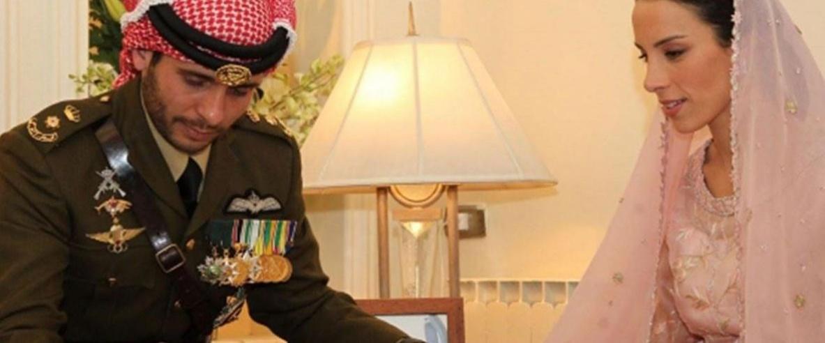عمون: ضابط سابق في الموساد تواصل مع زوجة حمزة لإخراجها من الأردن