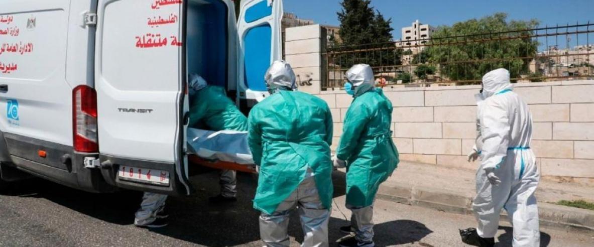 18 وفاة و1911 إصابة جديدة بكورونا في الضفة وغزة