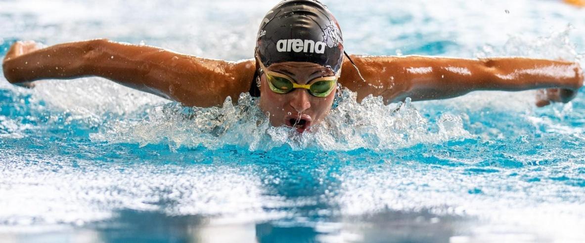 طوكيو 2020 - دانيا نور تلحق بركب المغادرين في السباحة