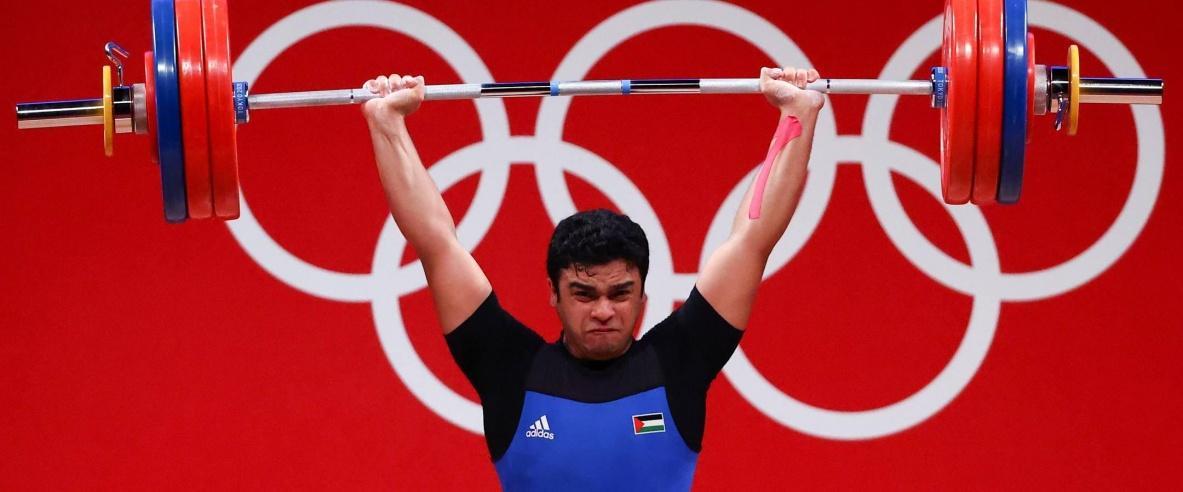الرباع محمد حمادة أخفق في الخطف وحسن رقم النطر ويودع الأولمبياد