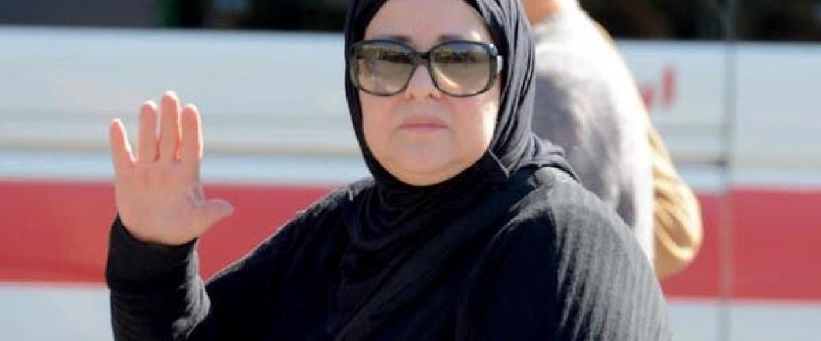وفاة الفنانة المصرية دلال عبد العزيز متأثرة بكورونا