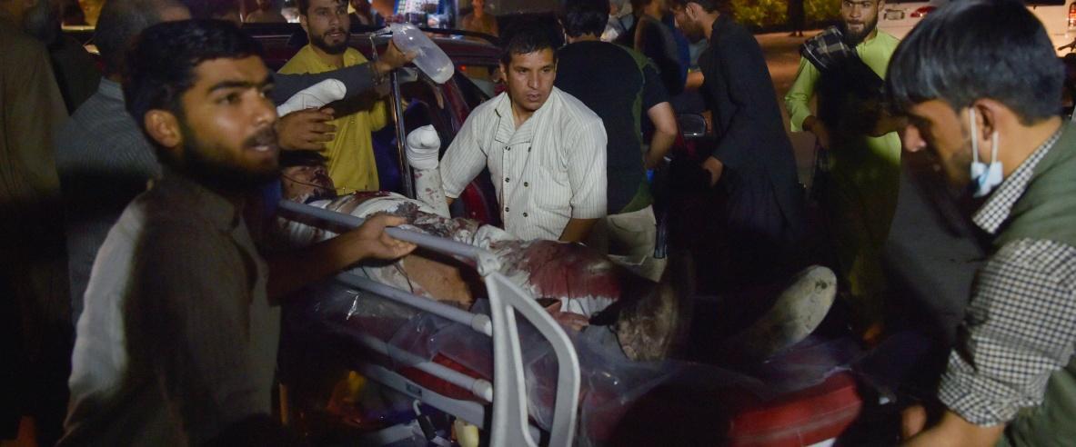 تفجيران انتحاريان بمحيط مطار كابل وبايدن يتوعد تنظيم الدولة ولا يرى تواطؤا لطالبان