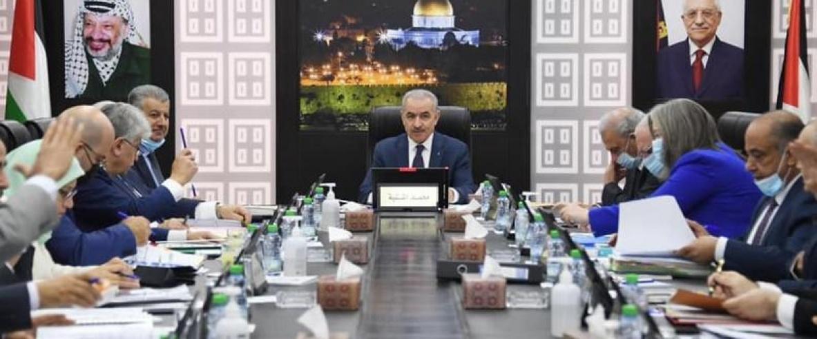 مجلس الوزراء يعقد جلسته الأسبوعية في بيت لحم اليوم